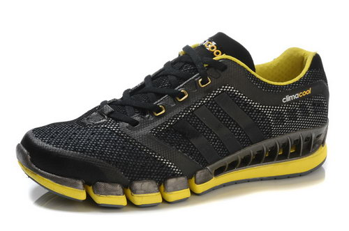 Adidas Climacool Ride V Mens Black Yellow Discount Code